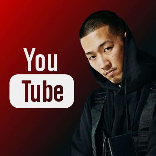 Youtube channel ads for Real Japanese Hip Hop