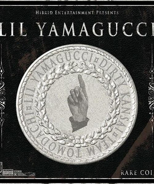 Album cover of Rare Coins from Lil Yamagucci